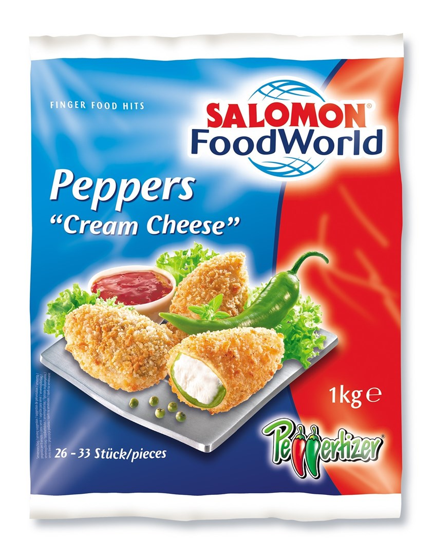 Productafbeelding Peppers Cream Cheese