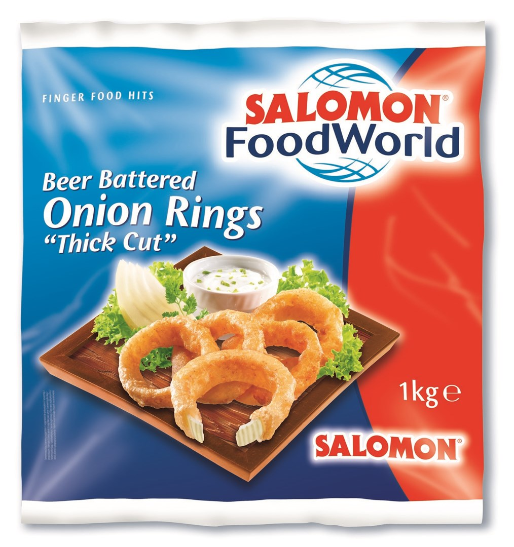 Productafbeelding Beer Battered Onion Rings