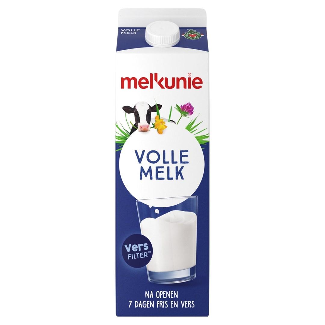 Productafbeelding Melkunie Volle Melk 1L