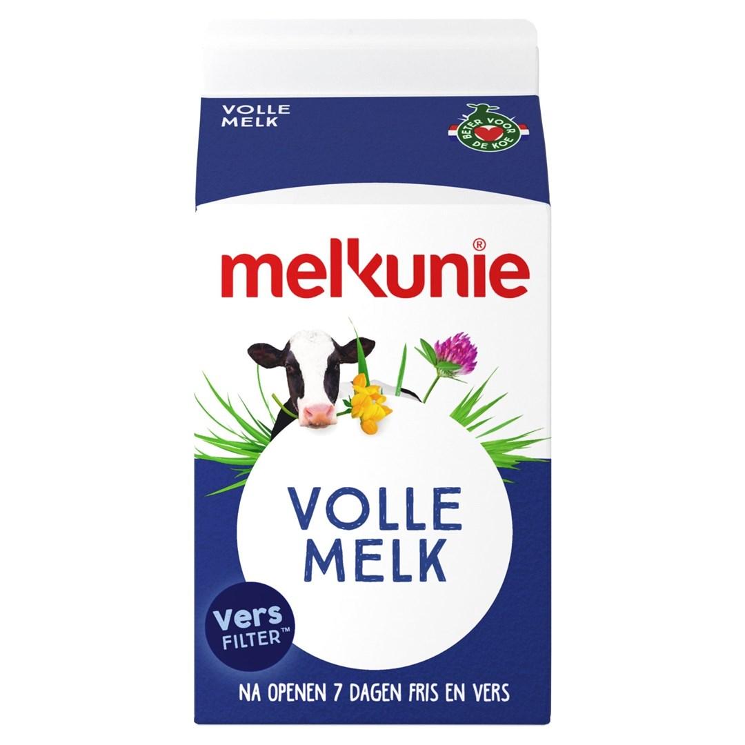 Productafbeelding Melkunie Volle Melk 500ml