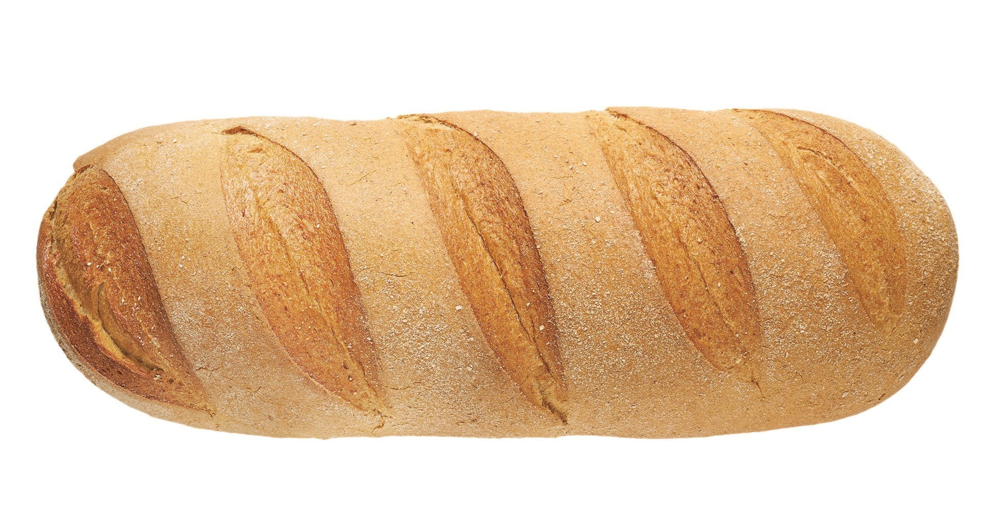 Productafbeelding Carl Siegert Engadiner Landbrood Wit 1 x 1050 gram