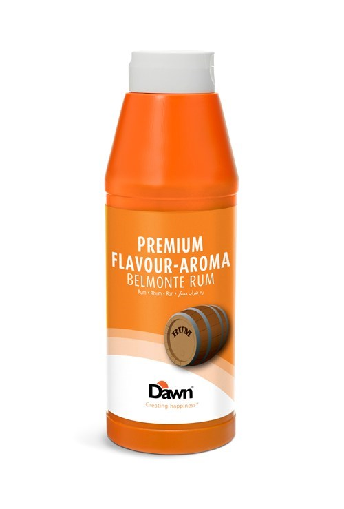 Productafbeelding Dawn Belmonte Rum Aroma 1 kg fles