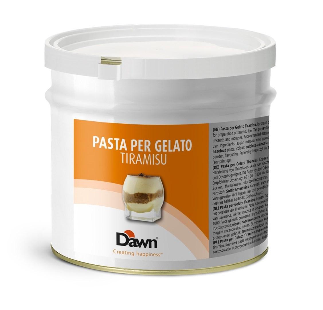 Productafbeelding Dawn Pasta Per Gelato Tiramisu 3,5 kg blik