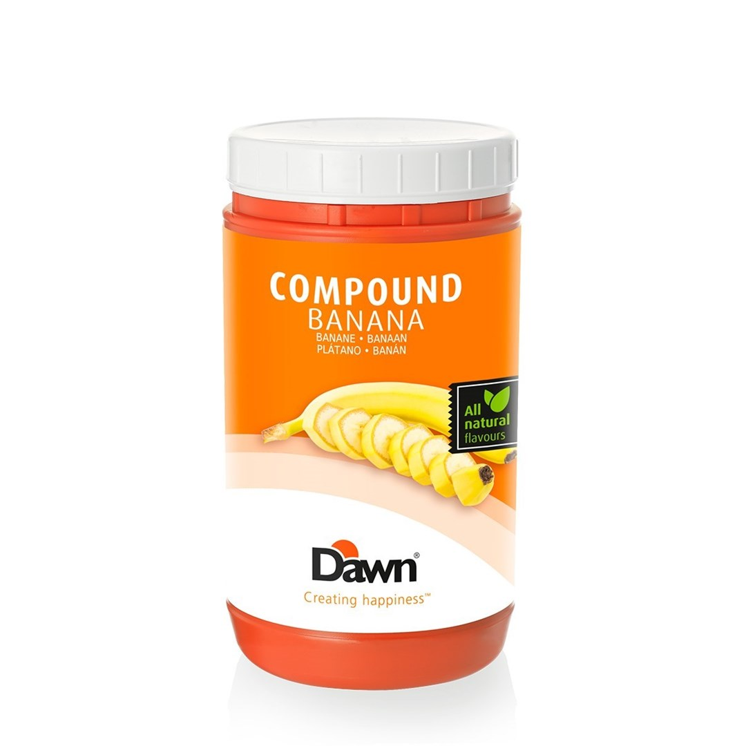 Productafbeelding Dawn Compound Banaan 1 kg pot