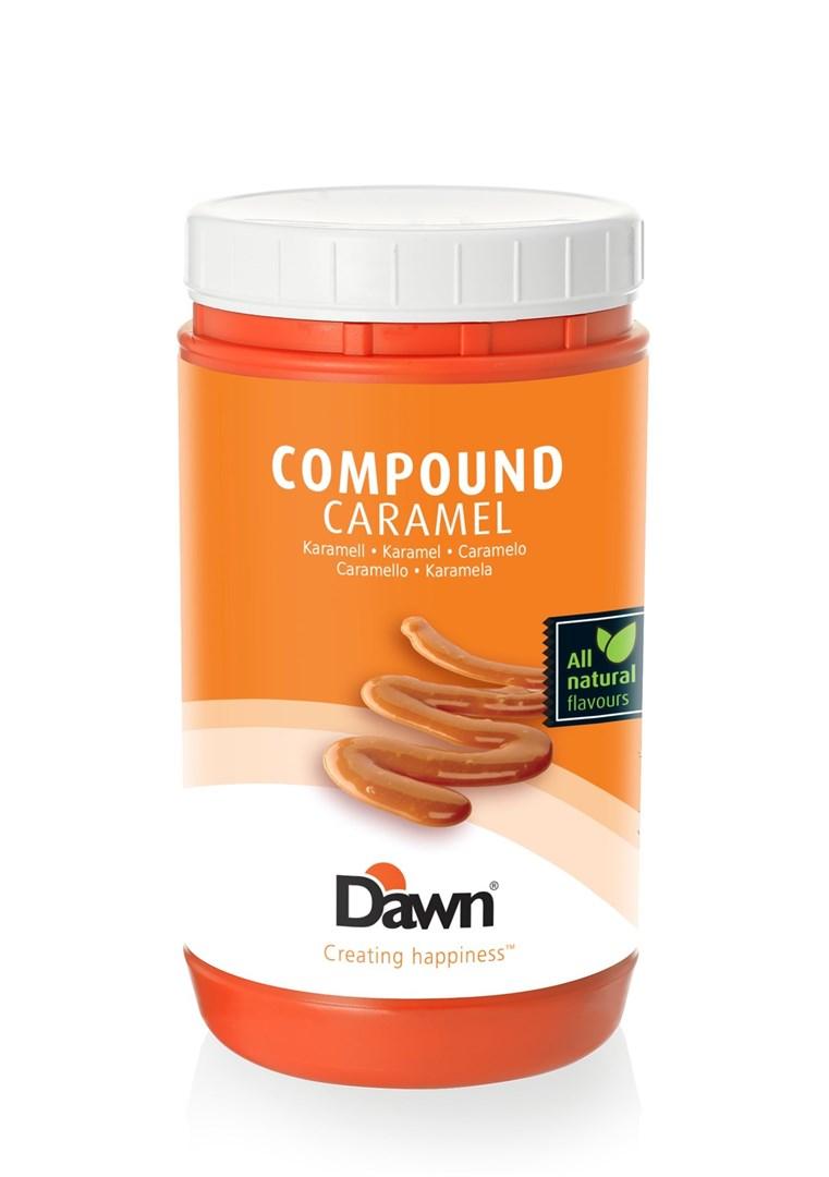 Productafbeelding Dawn Compound Karamel 1 kg pot