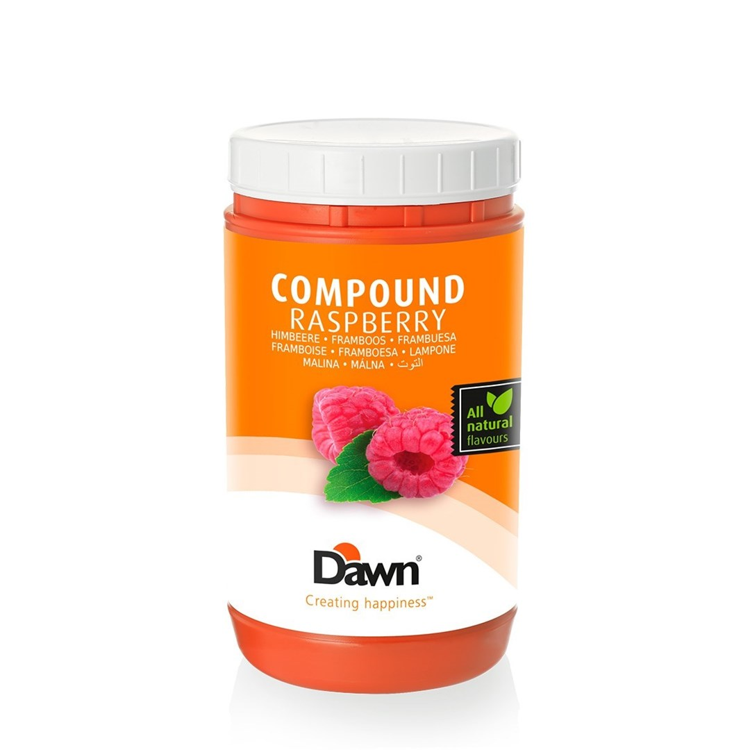 Productafbeelding Dawn Compound Framboos 1 kg pot