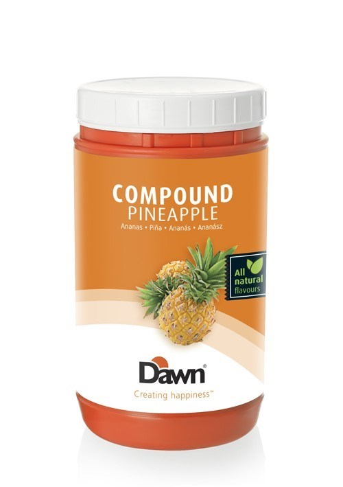 Productafbeelding Dawn Compound Ananas 1 kg pot
