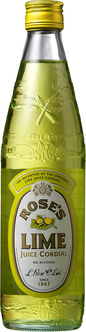 Productafbeelding Roses Cordial lime juice 57cl fles