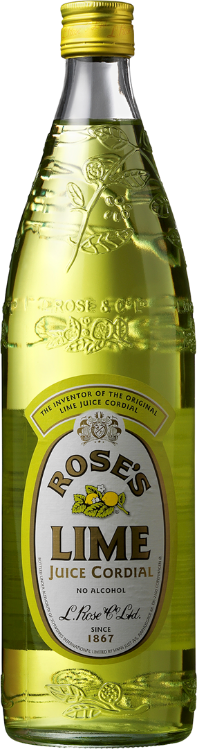 Productafbeelding Roses Cordial lime juice 100cl fles
