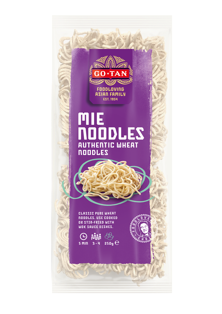 Productafbeelding Go-Tan Mie Noodles 250g