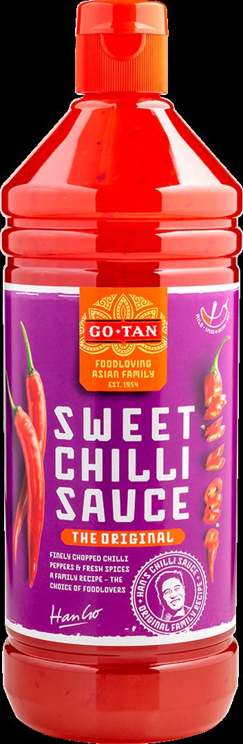 Productafbeelding Go-Tan Original Sweet Chillisaus 1000ml