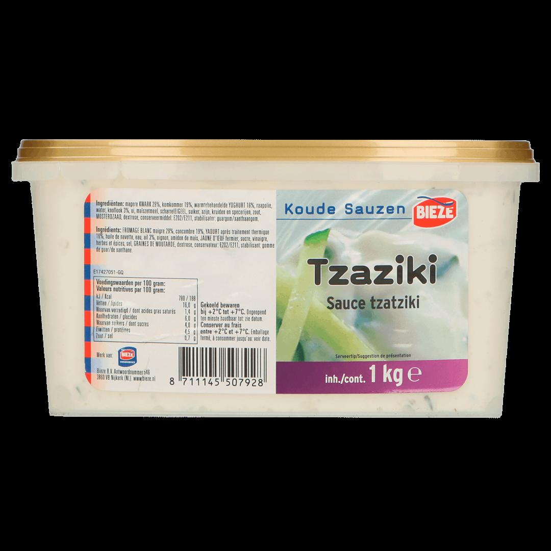 Productafbeelding Tzaziki saus 1kg