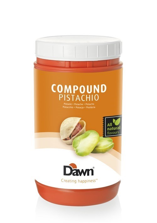 Productafbeelding Dawn Compound Pistache 1 kg pot