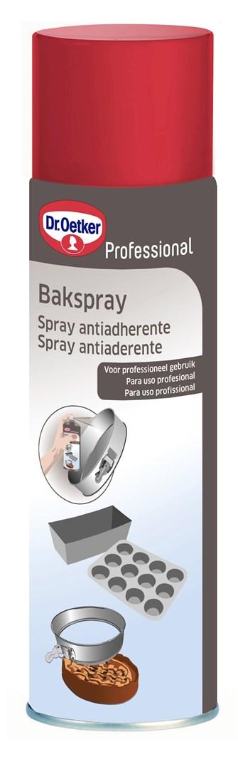 Productafbeelding Dr. Oetker Professional Bakspray 6x600ml