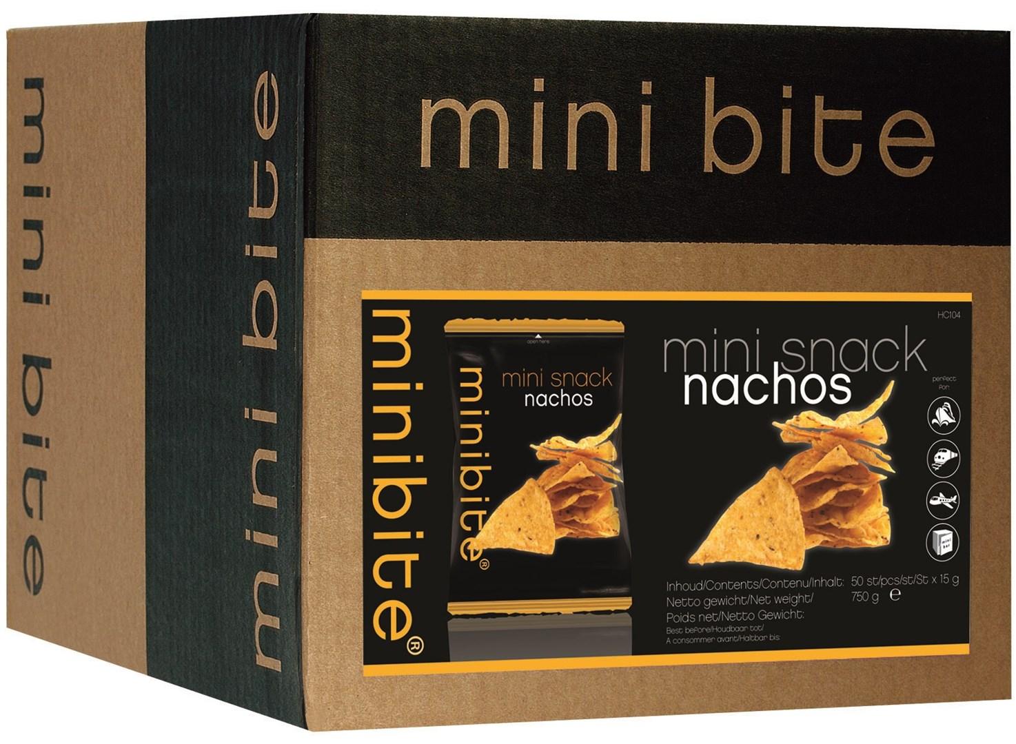 Productafbeelding Mini bite nachos
