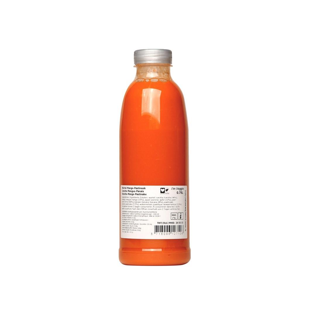 Productafbeelding Veggie oranje HPP 0,75L (x6)