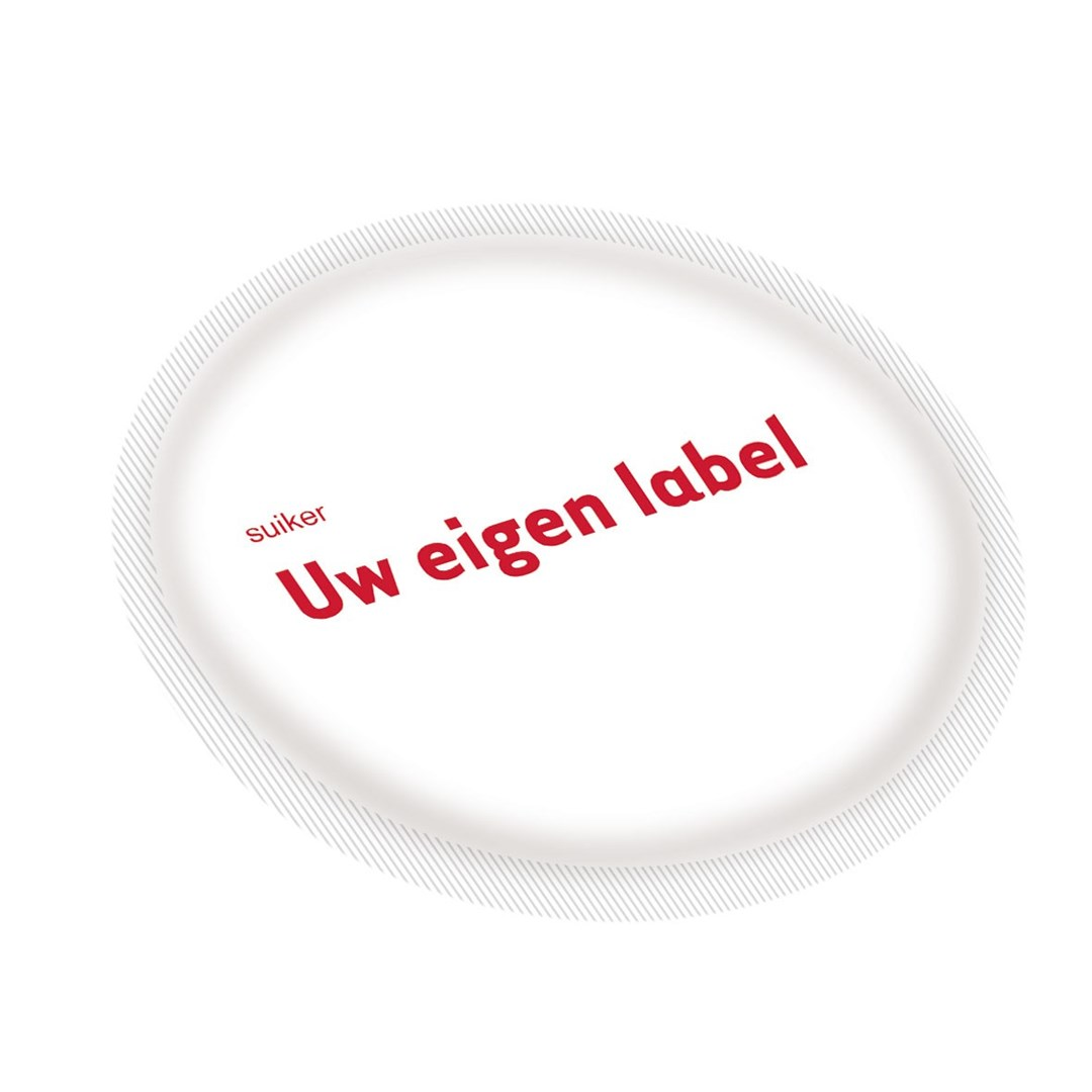 Productafbeelding Suiker in sachet 1100x3,6g
