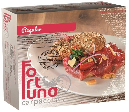 Productafbeelding Sandwich Size Carpaccio