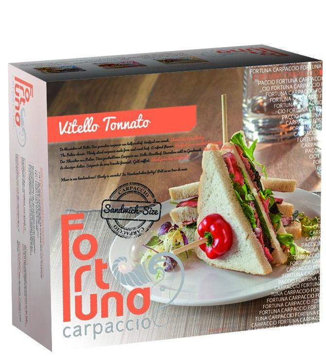 Productafbeelding Sandwich Vitello 4 x 5 x 50 gram