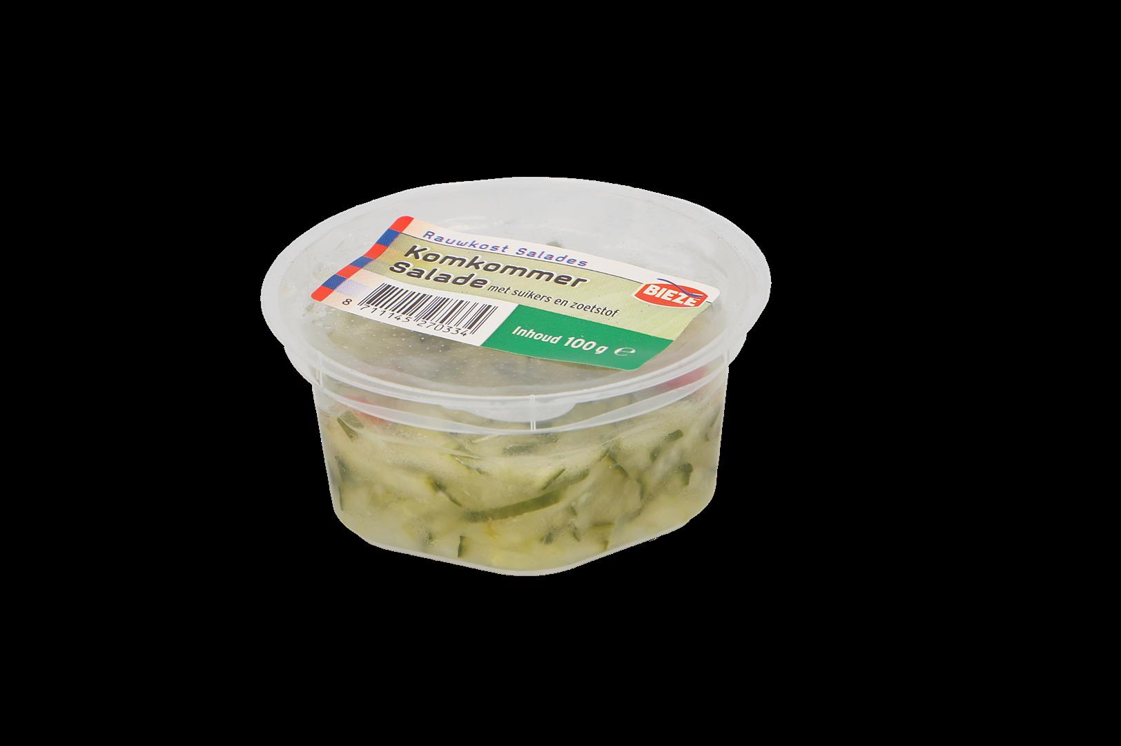 Productafbeelding Bieze salade komkommer 100g
