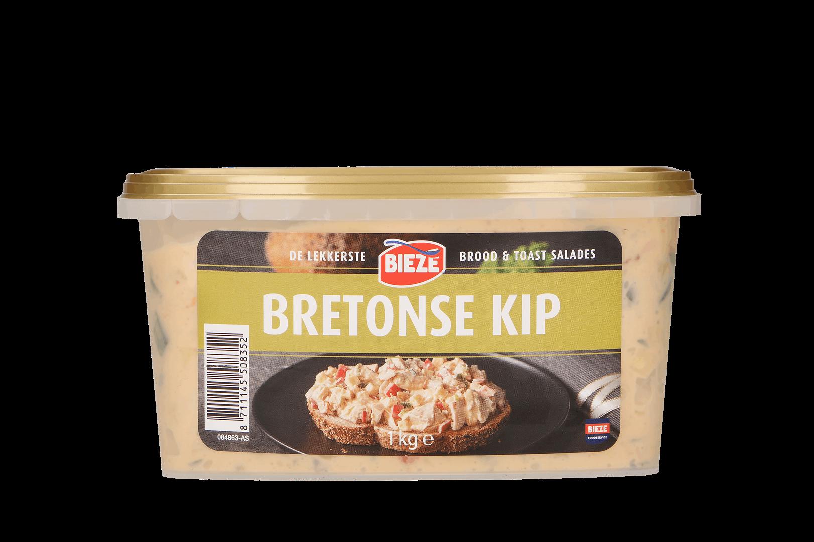 Productafbeelding Bretonse kip salade 1kg
