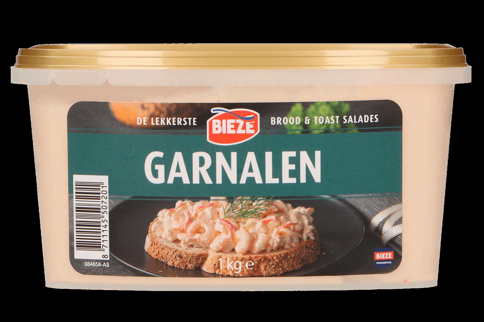 Productafbeelding Garnalen salade 1kg