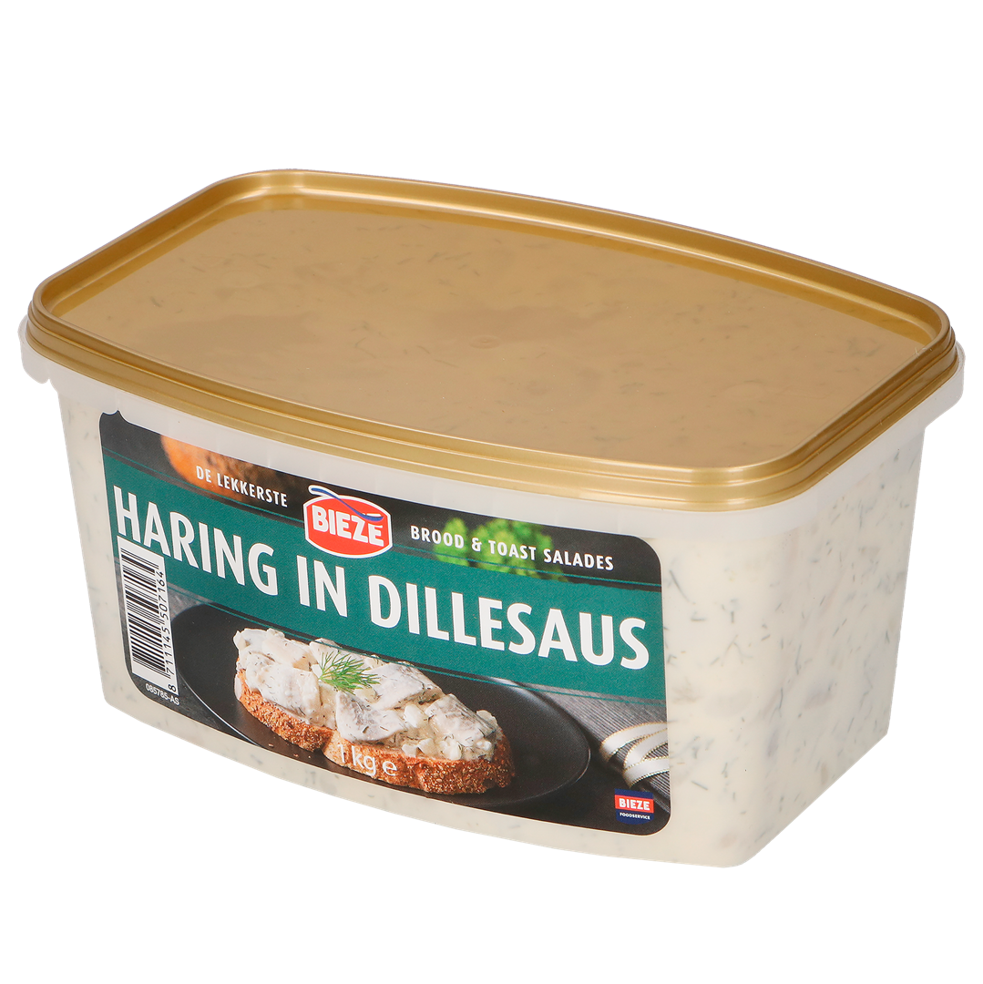 Productafbeelding Haring in dille 1kg