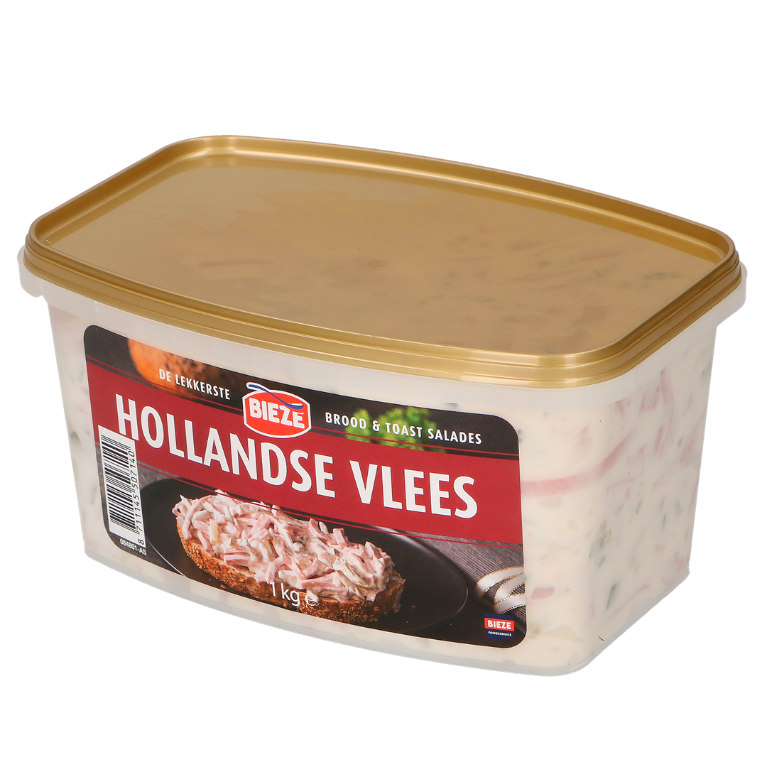 Productafbeelding Hollandse vlees salade 1kg