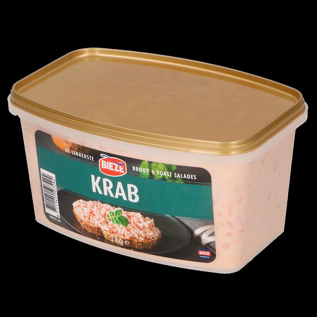 Productafbeelding Salade met krab 1kg