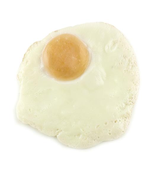 Productafbeelding Spiegelei (vrije uitloop eieren), Diepgevroren 40 x ca. 41g