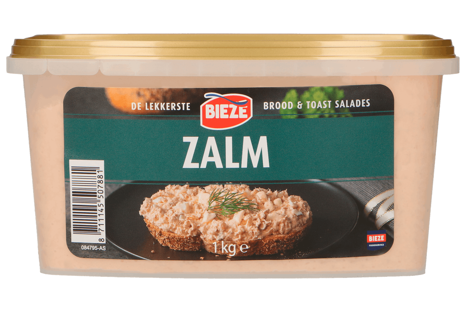 Productafbeelding Zalm salade 1kg