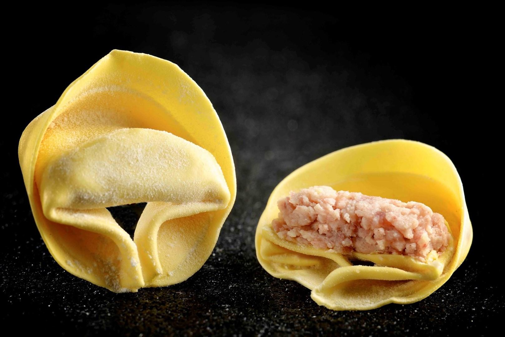 Productafbeelding Tortelloni prosciutto cotto 250g