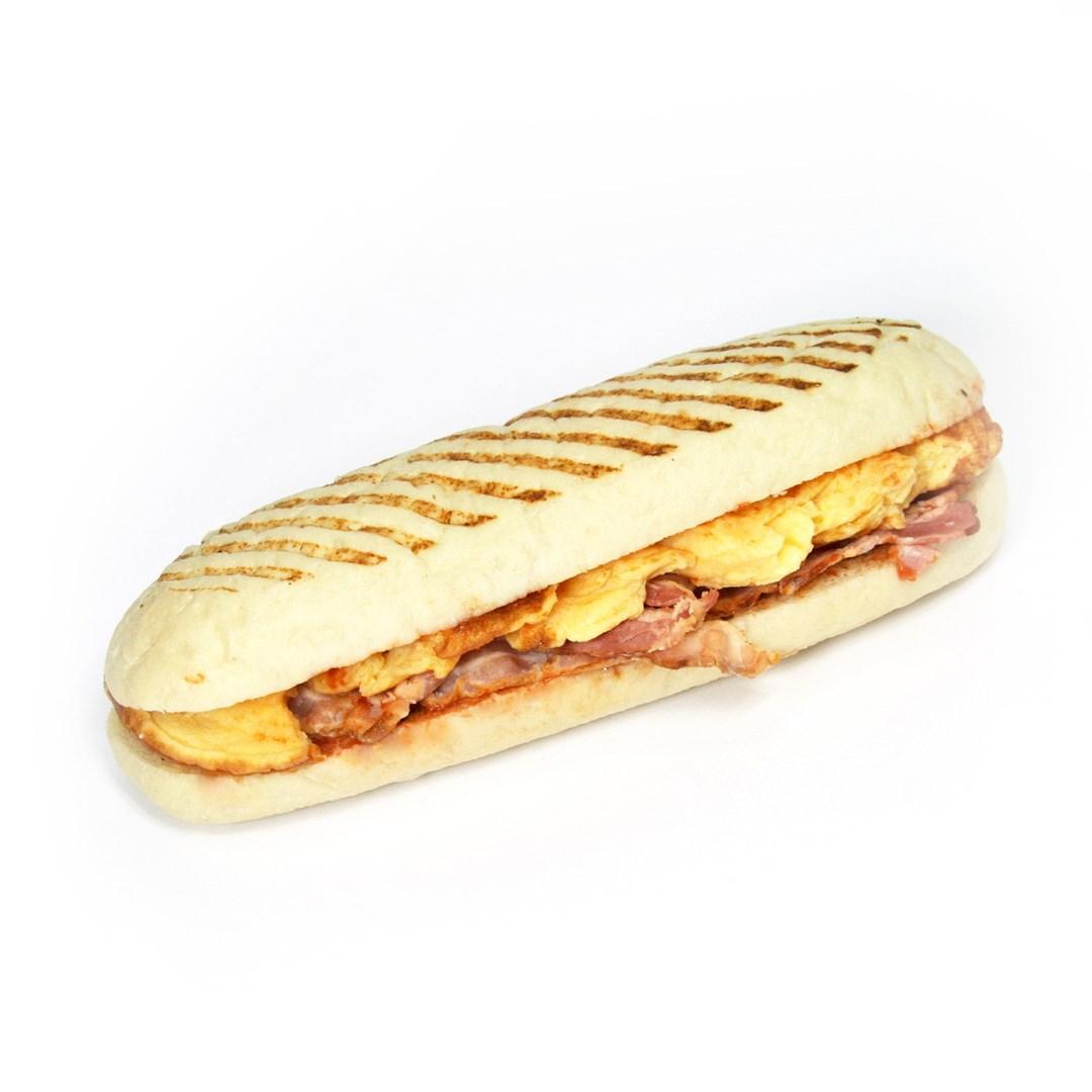 Productafbeelding Panini breakfast (Grabber Joe)