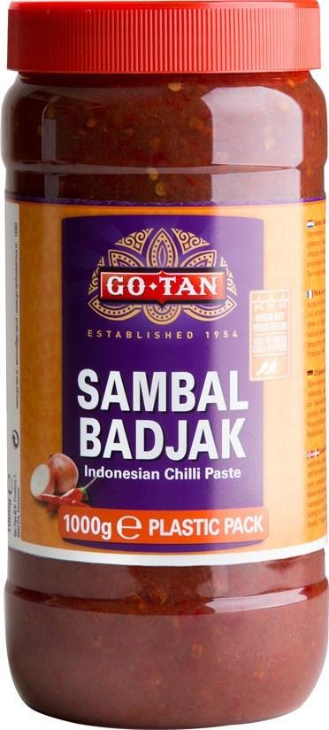 Productafbeelding Go-Tan Sambal Badjak 1000g