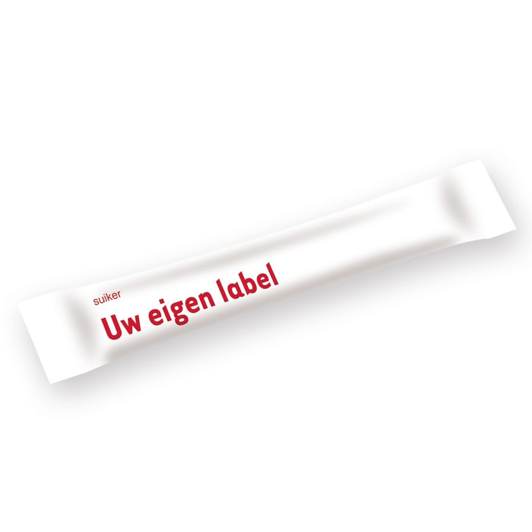 Productafbeelding Suiker in stick 500x4g