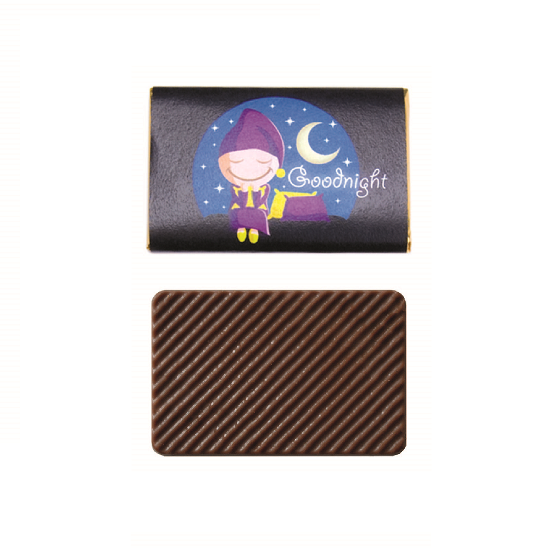 Productafbeelding Goodnight melk chocolade 1x80x8,5g