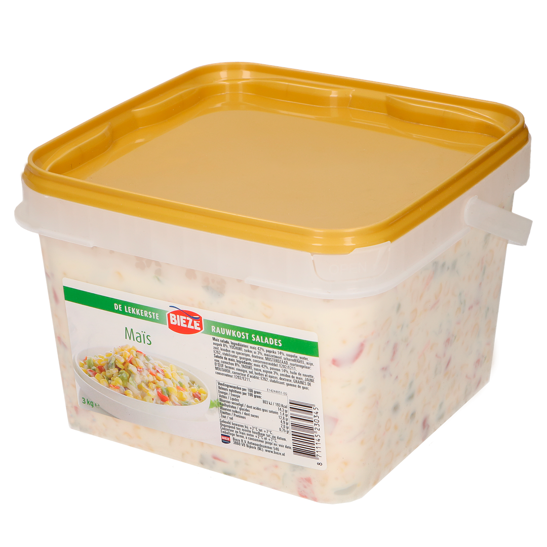 Productafbeelding Maïssalade 3kg