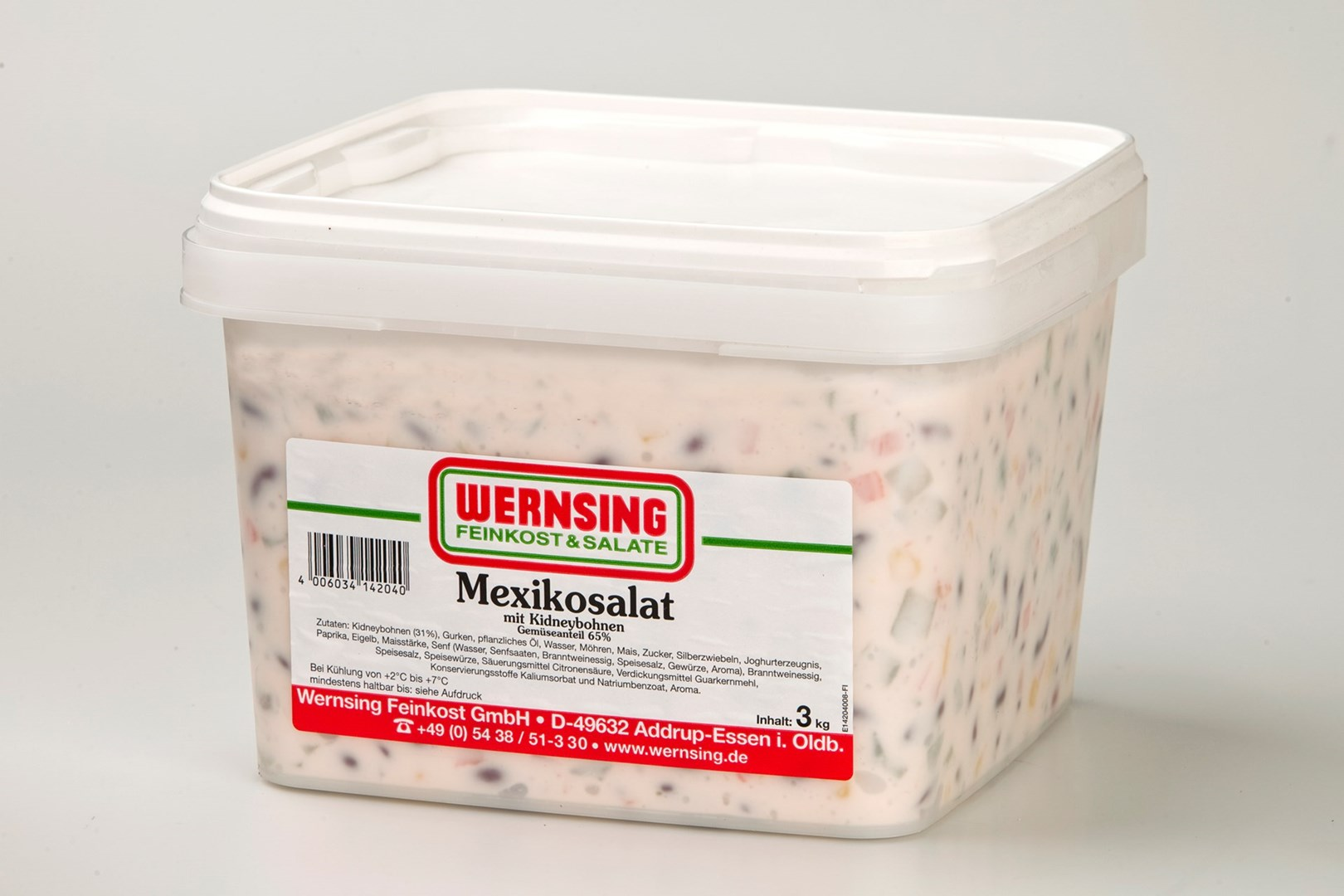Productafbeelding Mexico salade 3kg