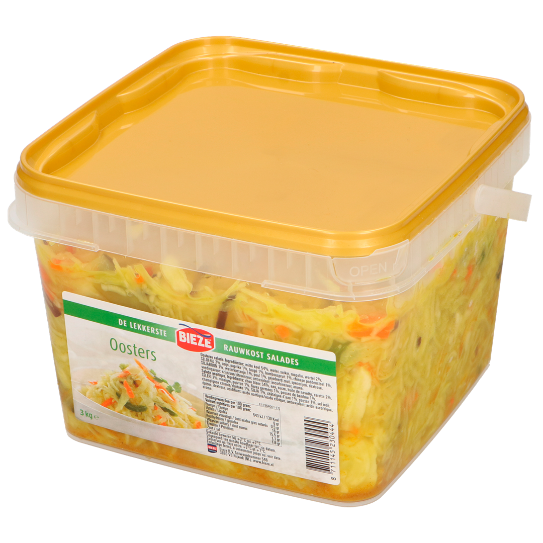 Productafbeelding Oosterse rauwkostsalade 3kg
