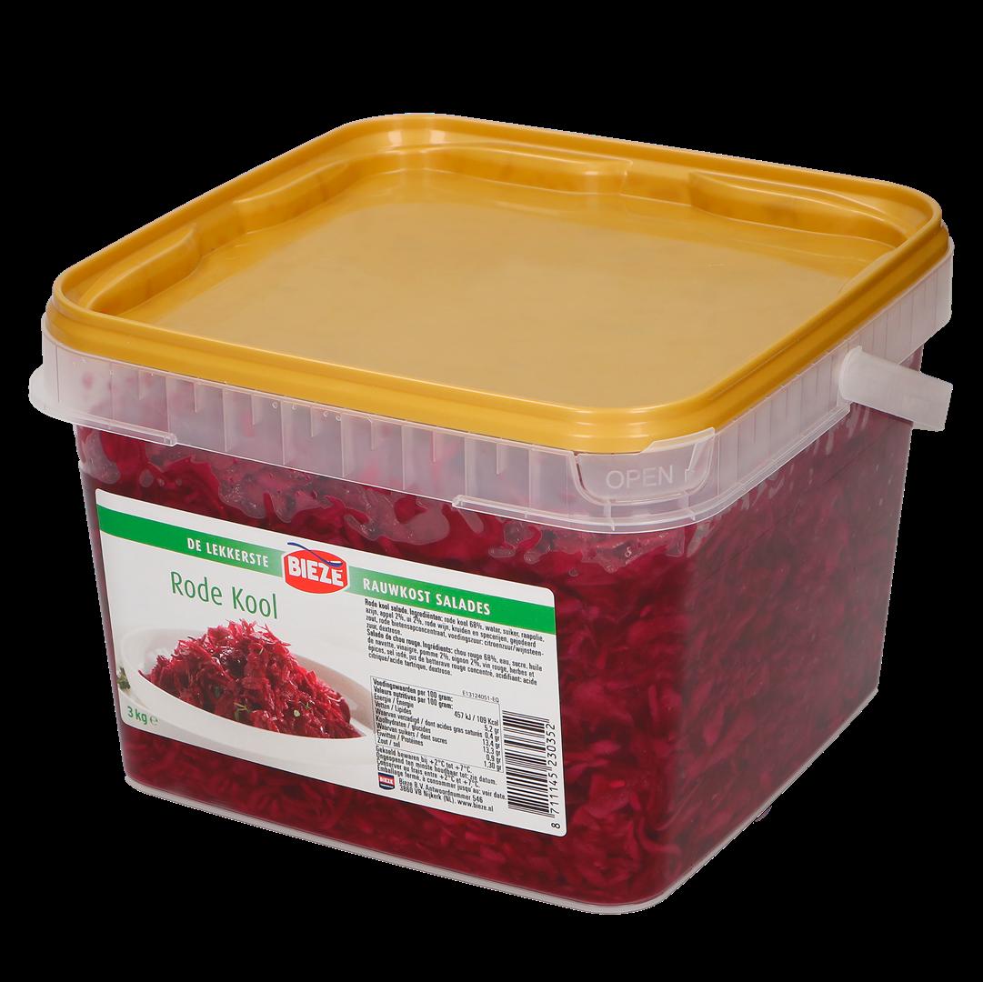 Productafbeelding Bieze rode koolsalade 3kg