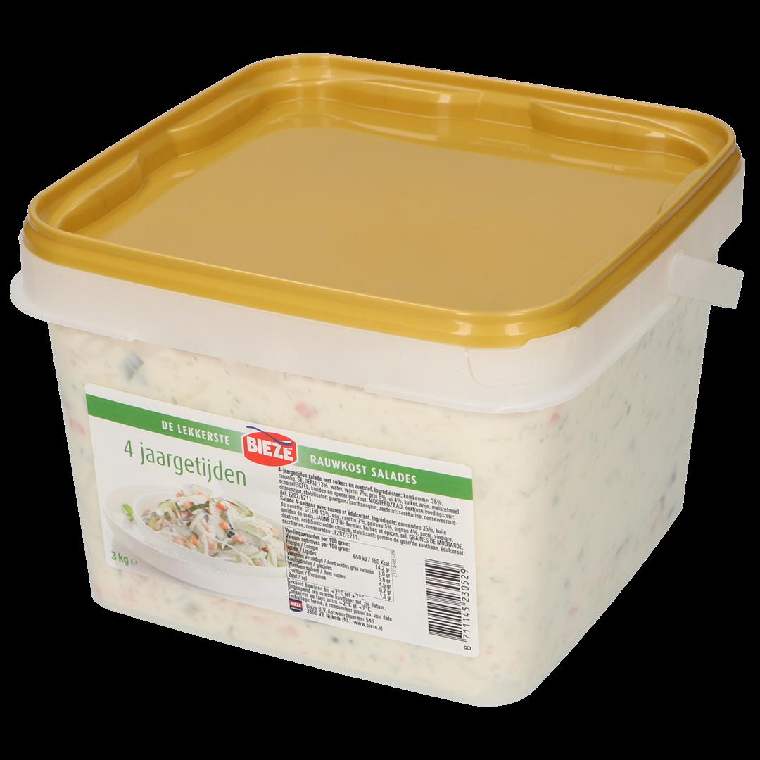 Productafbeelding Bieze 4 jaargetijden salade 3kg