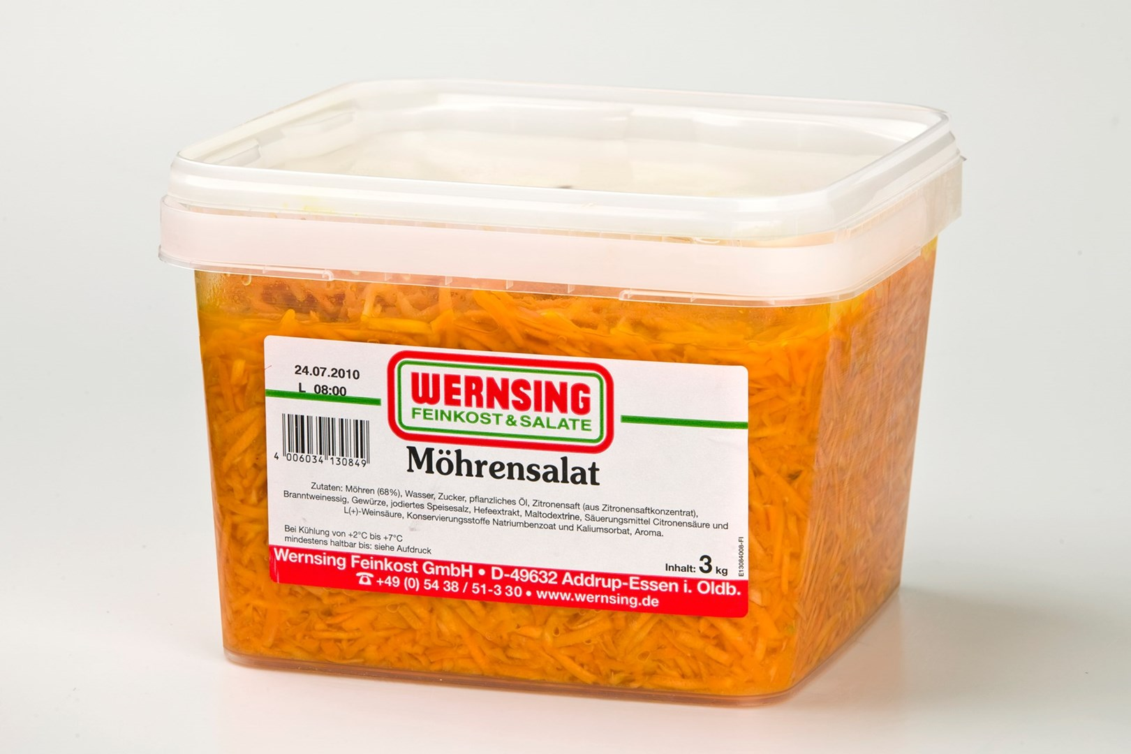 Productafbeelding Wortel salade 3kg