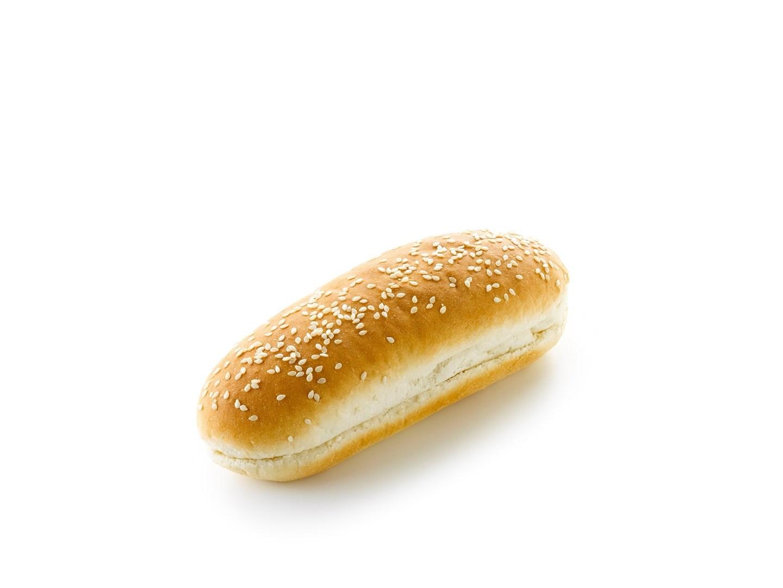 Productafbeelding Pastridor Hot dog sesam broodje 36x77g