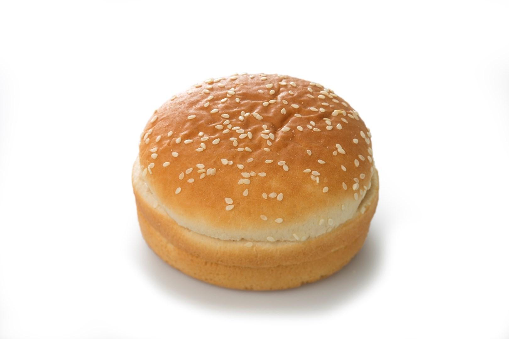 Productafbeelding Pastridor Dubbeldekker hamburger bun sesam 24x84g