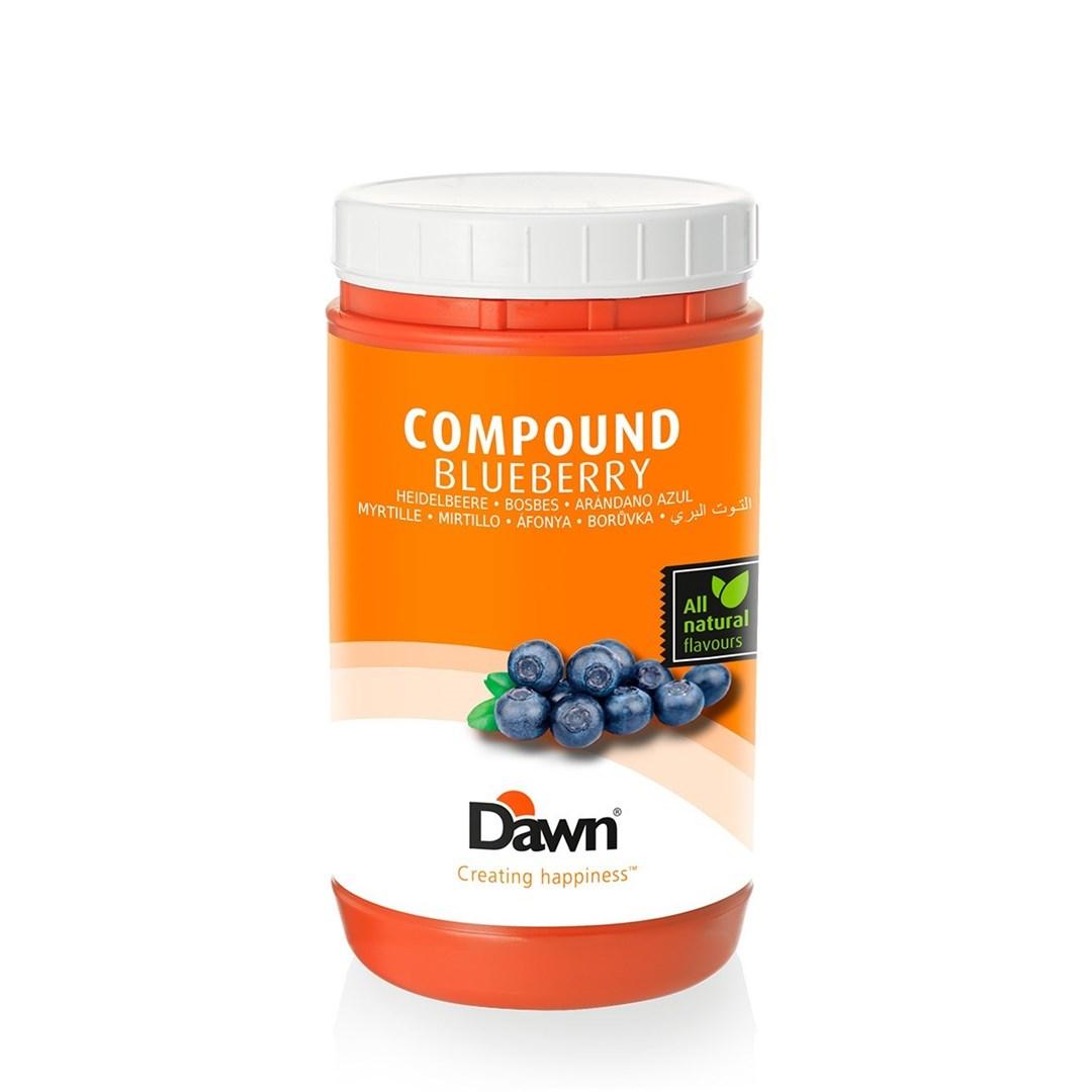 Productafbeelding Dawn Compound Bosbes 1 kg pot