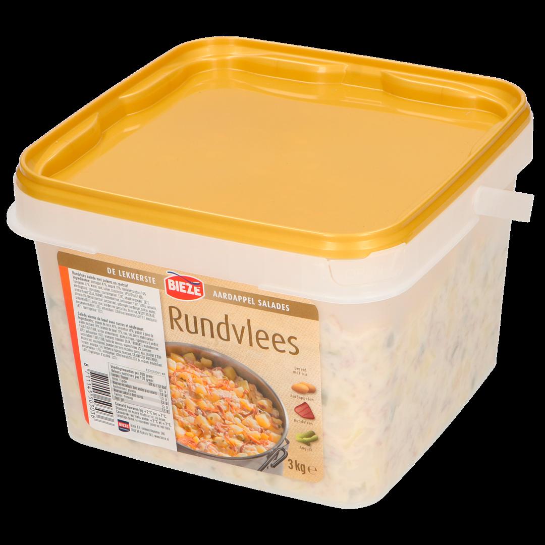 Productafbeelding Rundvlees aardapppel salade 3kg