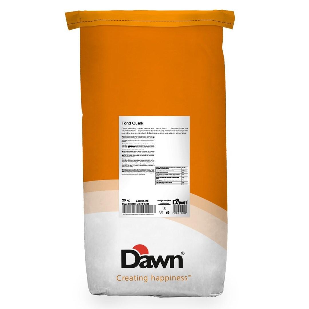 Productafbeelding Dawn Fond Kwark 20 kg zak