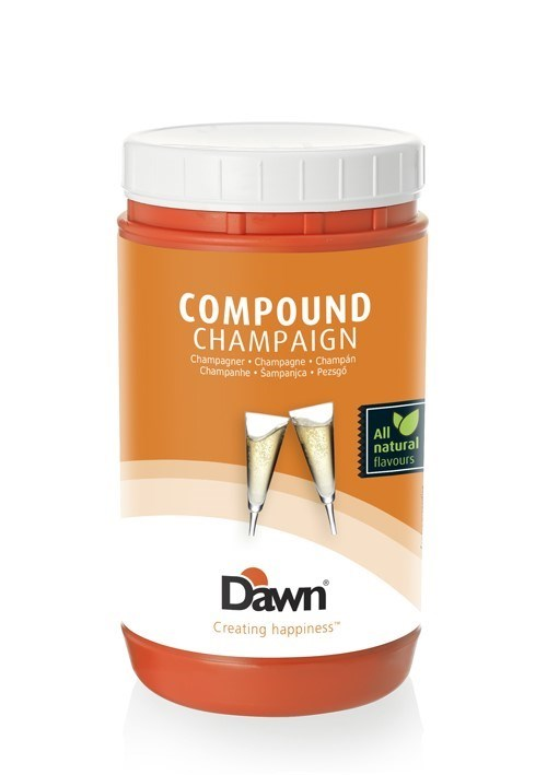 Productafbeelding Dawn Compound Marc de Champagne 1 kg pot