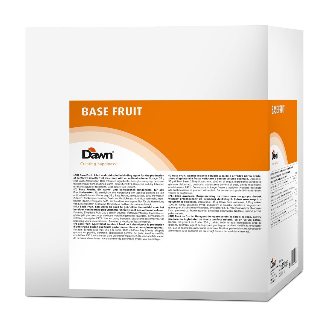 Productafbeelding Dawn Basis Fruit 2,5 kg zak
