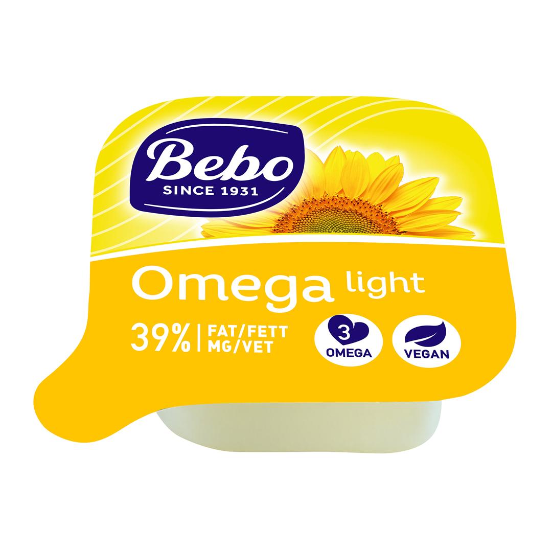 Productafbeelding BEBO Omega Light 39% vet 100x10g